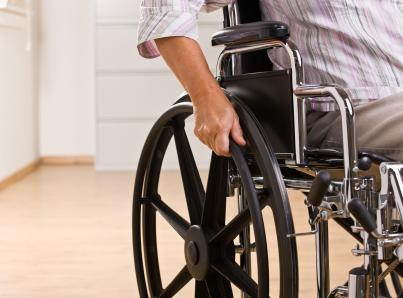 Disability – wheelchair