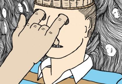 Ego Politics Image from author
