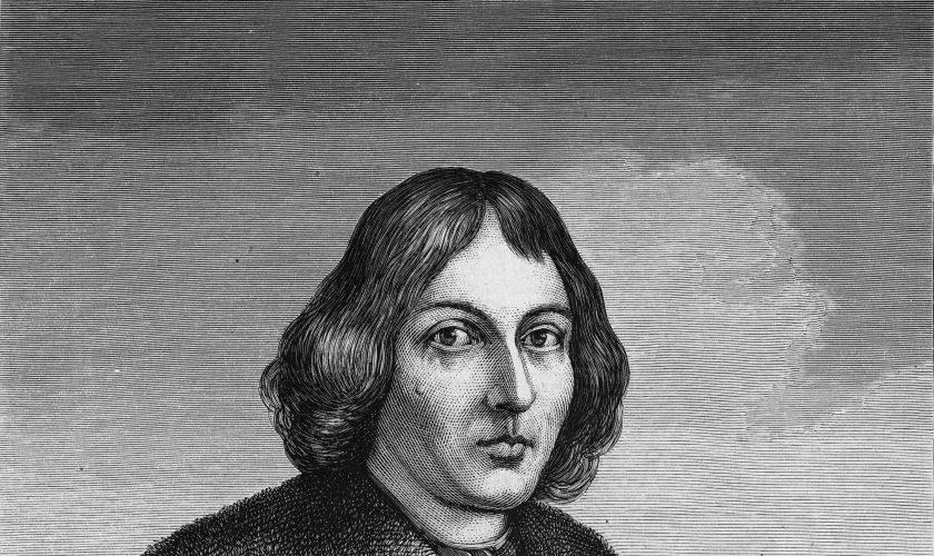 Portrait Of Copernicus