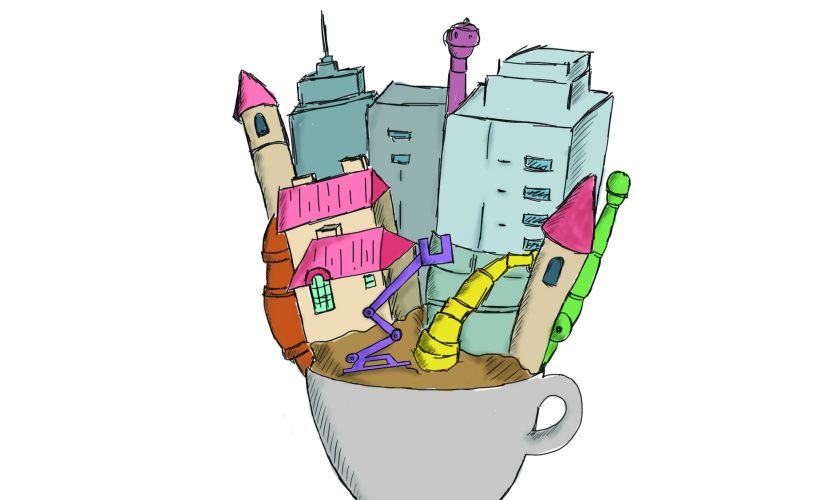 Coffee Review (Joanne Fong)