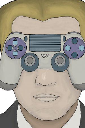 Gamer Culture (Hugh Brooks)