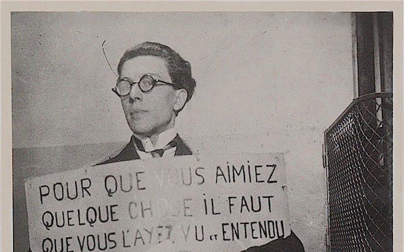 André_Breton_d'idiots