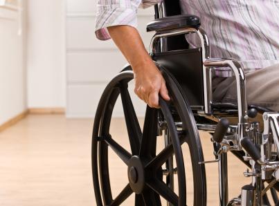 Disability – wheelchair