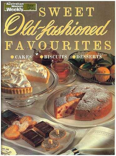 AWW cookbooks