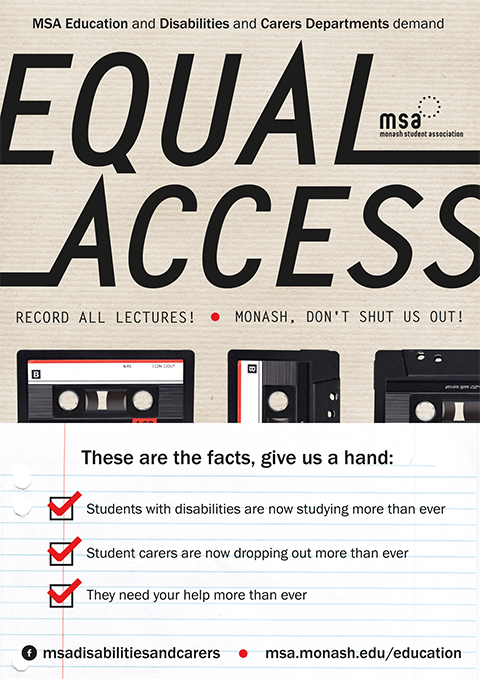 equal access