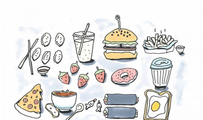 Angharad Neal-Williams – Food