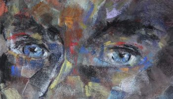 Eyes painting-1